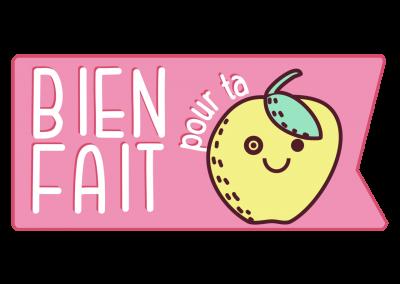 Bonbonbon, votre gourmandise 100% fruits !