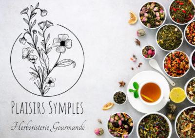 Plaisirs Symples – Herboristerie gourmande