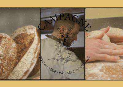 Rejoignez Campagne, votre boulangerie durable et artisanale