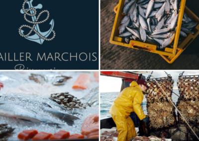 Une poissonnerie écoresponsable à Marche-en-Famenne
