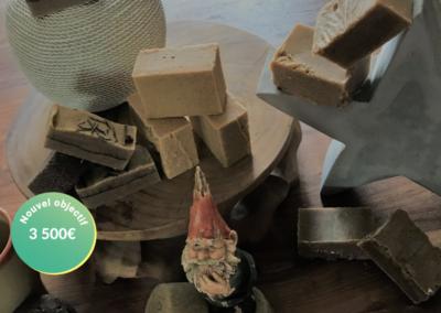 Athelas, création d'une savonnerie artisanale et naturelle