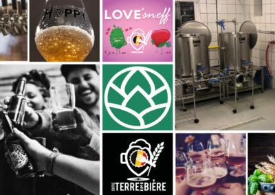 Concrétiser la microBrasserie Hoppy @ Entre Terre & Bière